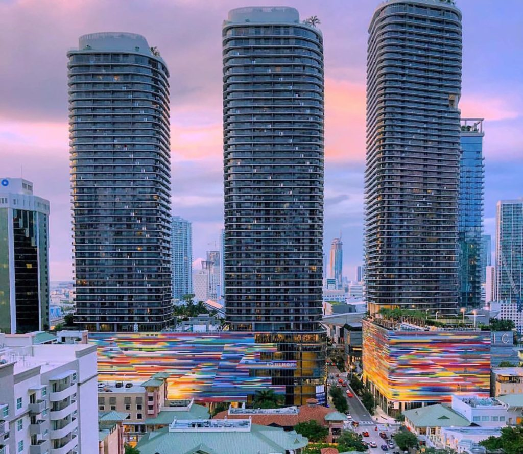 Brickell Heights and SLS LUX Brickell