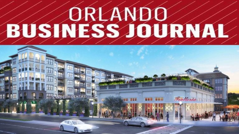 Orlando Business Journal Website